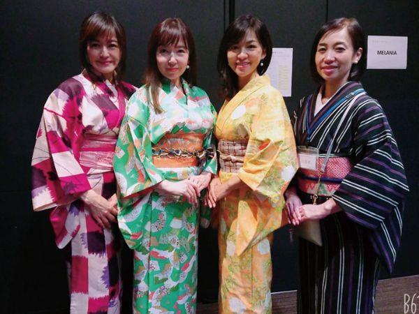 渋谷区千駄ヶ谷・代々木の着付け教室キモノサリー_女性のための文化祭出店